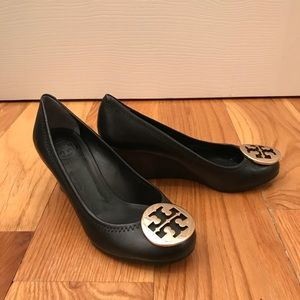 New Tory Burch Sally Wedges
